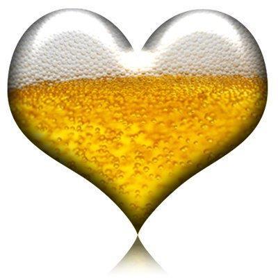 Cœur de bière